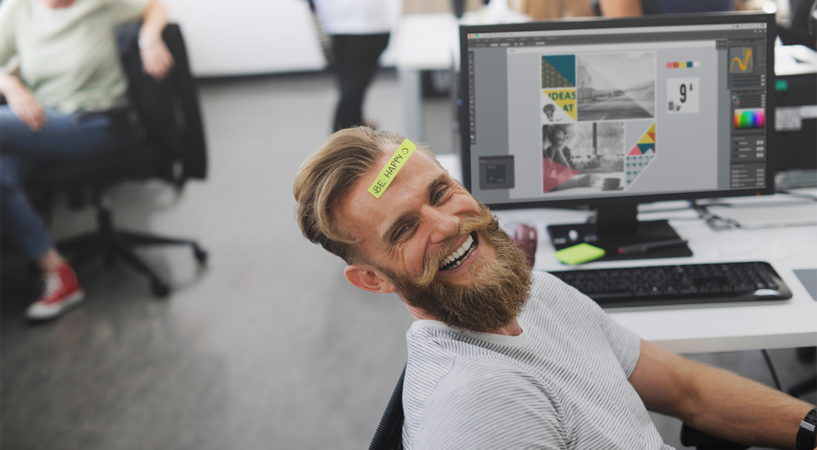 Top ten jobs you will be happy at